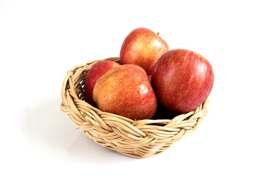 Manzana. Es una fruta rica en agua y en pectina, una fibra soluble ideal...