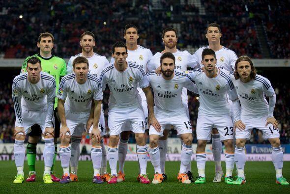 La cuarta posición de la lista la ocupa el Real Madrid, que gasta al año...