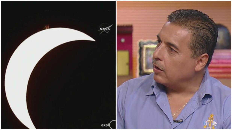 La importancia del eclipse solar para la ciencia, explicado por un astro...