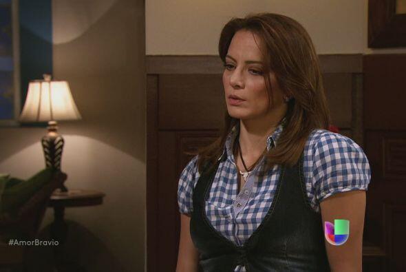 Camila no estará tranquila mientras su madre viva con Dionisio, el hombr...