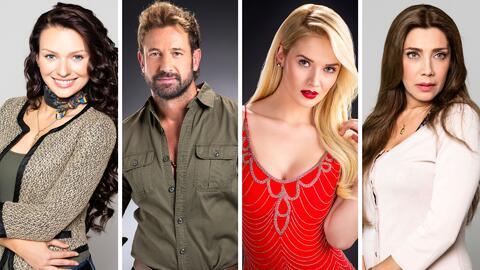 Vota por tus personajes favoritos de 'Vino el amor'