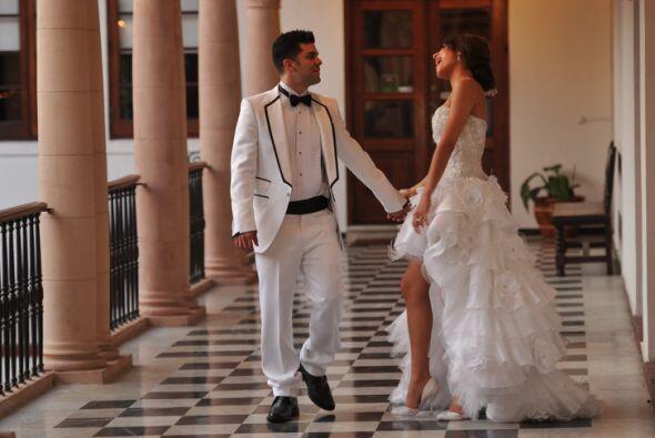 La boda de Alejandra Espinoza