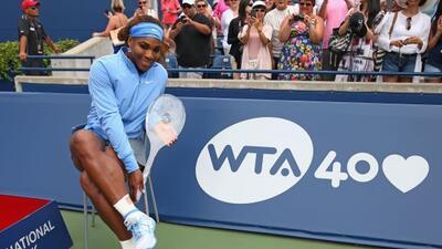 Serena, indudable #1 en la WTA, se lleva el Premier de Toronto.