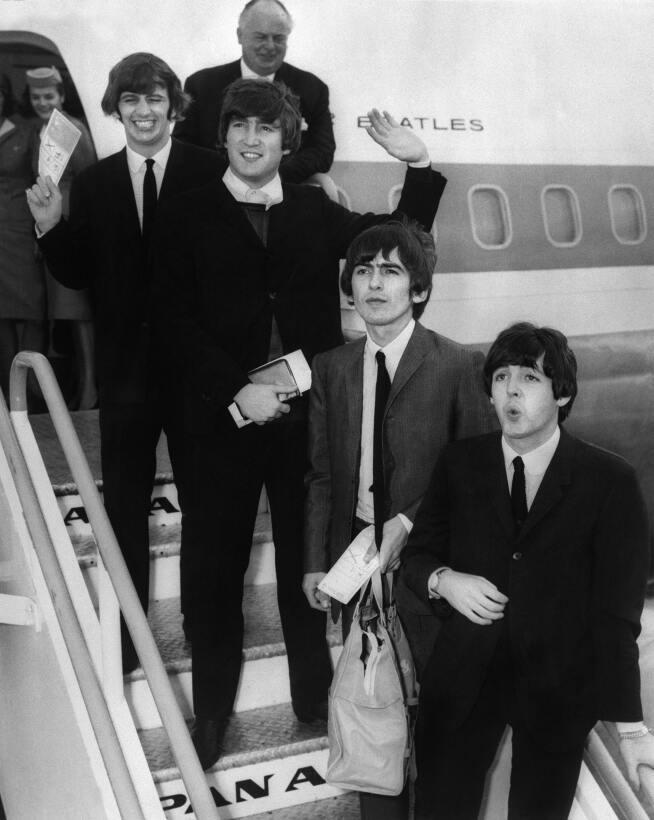 El derbi de Merseyside, otra posible discordia entre los Beatles GettyIm...