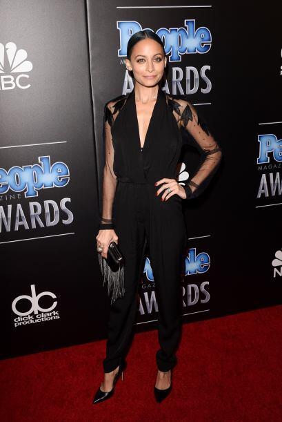 Indudablemente el estilo de Nicole Richie ha mejorado con los año...