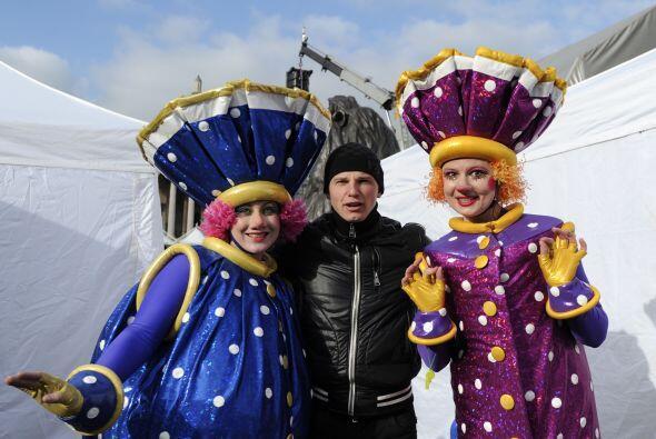 Se dice que los futbolistas se rodean de 'muñecas', pero el ruso...