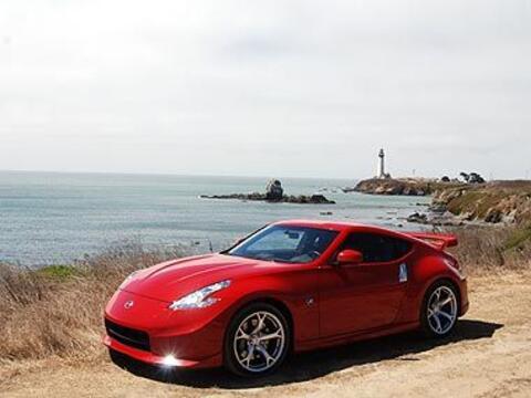 Los ingenieros de Nissan vieron que la línea 370Z no iba a estar...