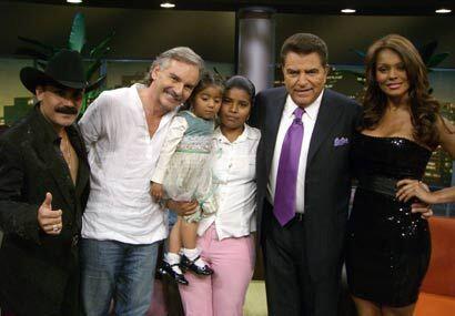 Don Francisco Presenta trae un show lleno de invitados que cuentan sus h...
