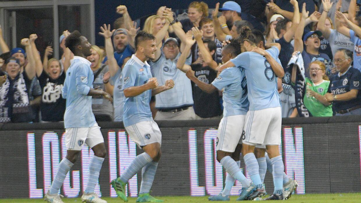 Gol Sporting Kansas City final US Open Cup