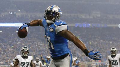 Lions 45-14 Eagles: Detroit descalabró por 1ra vez a Philadelphia en Día...