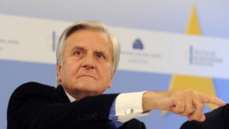 Jean-Claude Trichet inyecta liquidez a los bancos europeos.