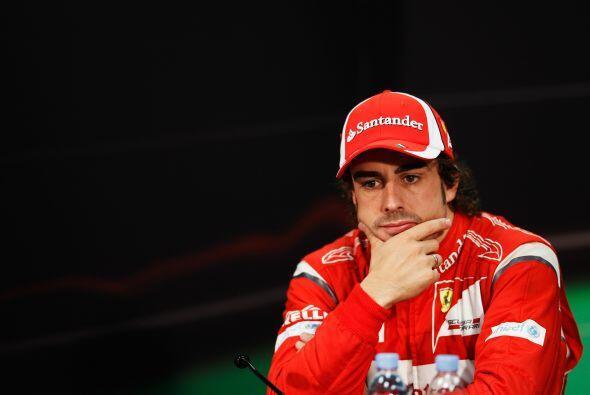 11. FERNANDO ALONSO- Su exitosa carrera como corredor de Fórmula 1 lo ha...