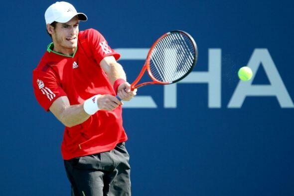 Andy Murray también va por buen camino y, aunque con mucho trabajo, pasó...