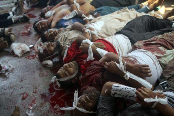 En tanto, el primer ministro egipcio, Hazem el Beblaui, aseguró que la p...