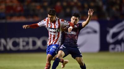 En fotos: Atlético San Luis y Cimarrones se empeñan pero no pasan del 0-0 en la Ida