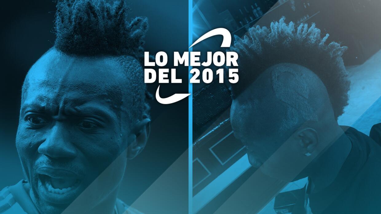 Lo mejor de 2015: ¿quién lució el mejor peinado?