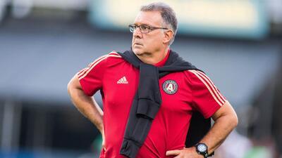 """Tata Martino sin comentarios sobre 'El Tri': """"Sigo siendo el DT de Atlanta United"""""""