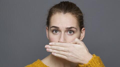The most common cause of bad breath is poor dental hygiene.