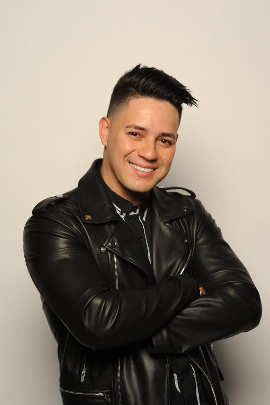 """""""Antes que nada, soy latino; soy venezolano, mexicano, puertorrique..."""