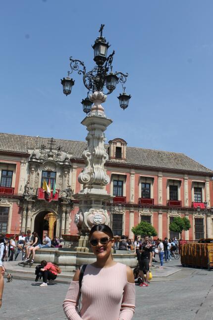 Estas son las fotos más bellas de Clarissa Molina en Sevilla IMG_4379.JPG