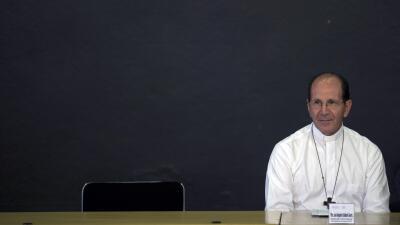 Alejandro Solalinde.