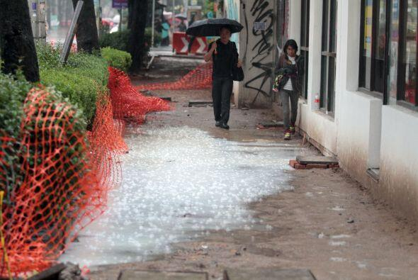 Según la Comisión Nacional del  Agua (Conagua), estos fen&...