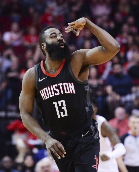 8. James Harden (Houston Rockets) - 28,299,399 millones de dólares