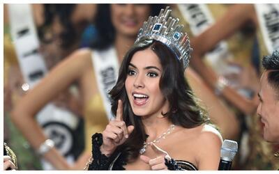 La ex Miss Universo Paulina Vega tuvo que cerrar su cuenta de Twitter