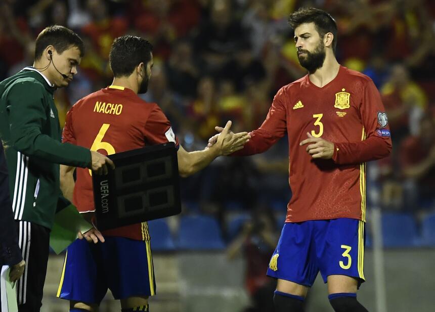 España se convirtió en el clasificado 11 a Rusia 2018 gettyimages-858414...