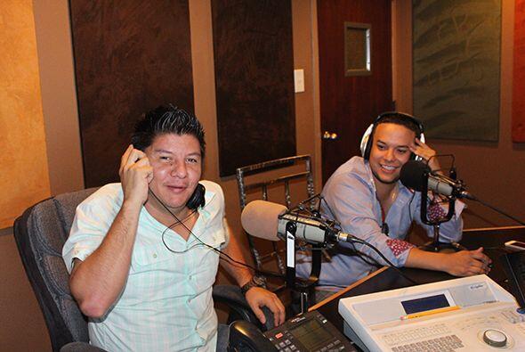 Lorenzo y Juan llegaron de sorpresa a cabina y platicamos de sus planes...