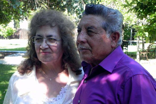 El ejemplo de lucha y perseverancia de Doña Julia y Don Salvador es algo...