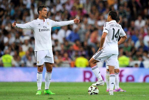 Cristiano Ronaldo no comprendía como podía volver a sucederle al Real Ma...