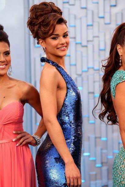 El equipo de Nuestra Belleza Latina y las participantes fueron invitados...
