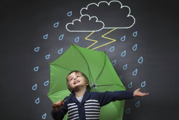 Si la lluvia no permite que tus pequeños salgan a jugar ¡no te preocupes...