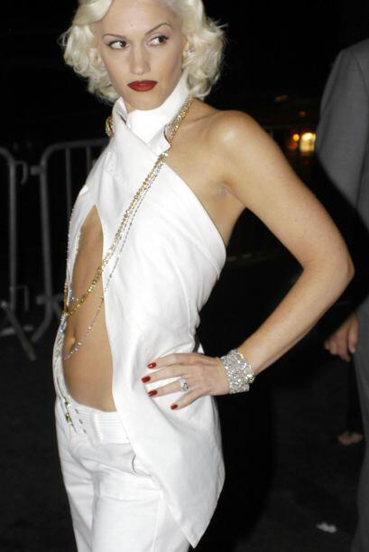 ¡No bueno!, hubo una época en la que Gwen le pegó con todo la moda al es...