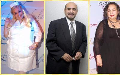 Estos actores bajaron de peso por motivos de salud