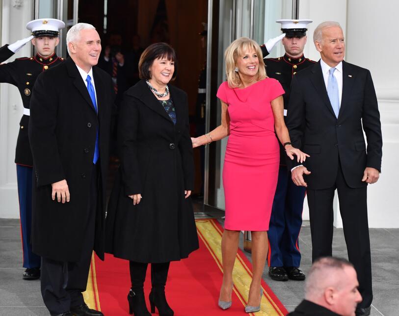 In photos: President Trump is sworn in GettyImages-632188898.jpg