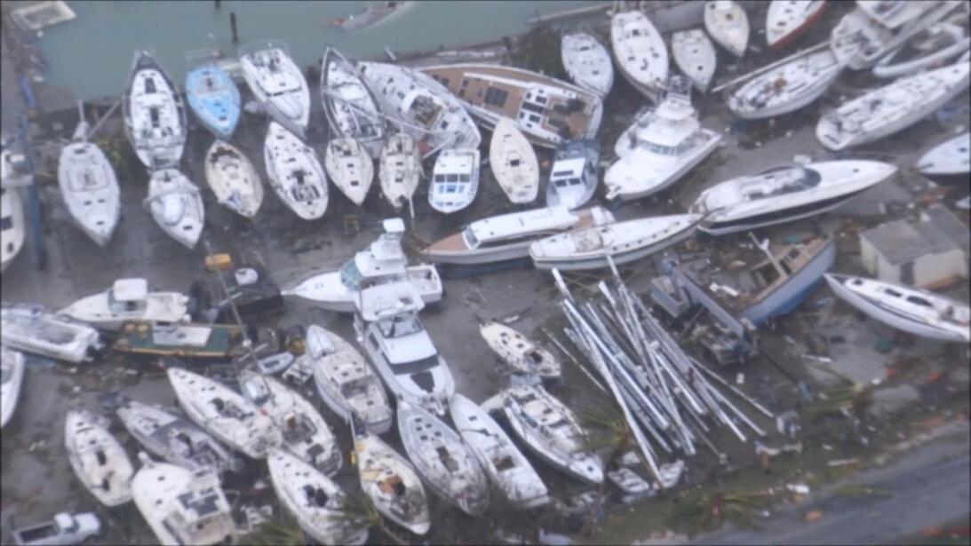 El paso destructivo de Irma por la isla de San Martín (FOTOS) martin6.JPG
