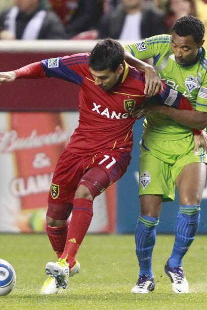 Se trató de un 3-0 muy contundente que le dejó a los de Seattle las cosa...