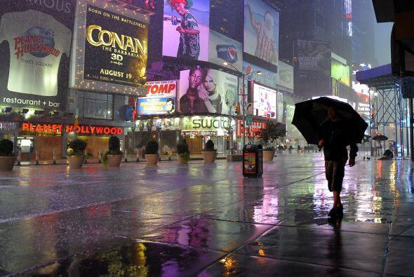 """De acuerdo con estadística de """"Times Square Alliance"""", esta región podrí..."""