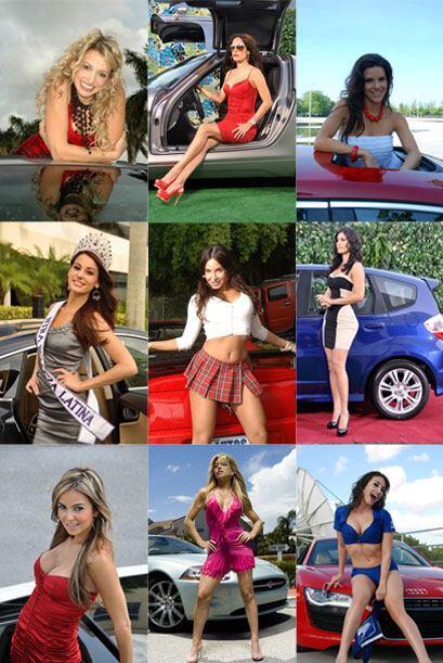 Ya sea que cantan, actúan o modelan, las divas de Univision siempre gust...