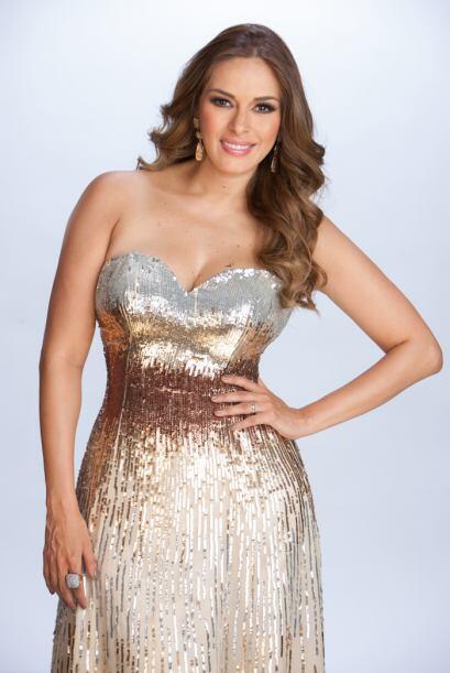 La guapa Galilea Montijo, originaria de Guadalajara, continuará c...