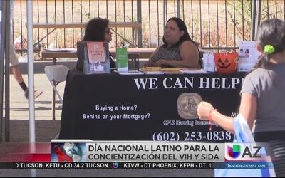 Buscan concientizar a latinos sobre el VIH y SIDA