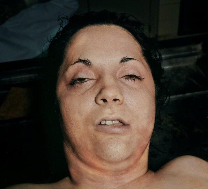 La Policía facilitó estas imágenes para ver si alguna persona identifica...