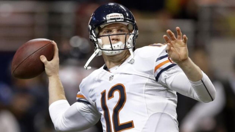 New York tiene sentido para McCown si decide dejar Chicago (AP-NFL).
