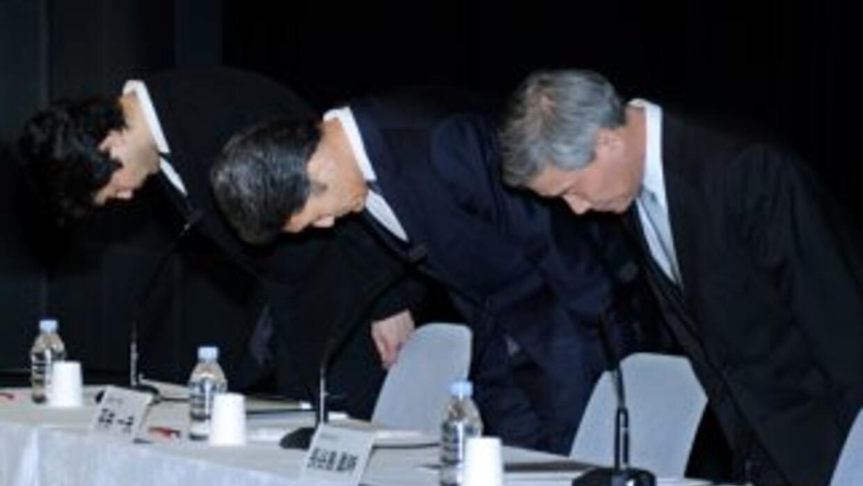 Si los ataques siguen, los ejecutivos quizás lleguen hasta el 'harakiri'.