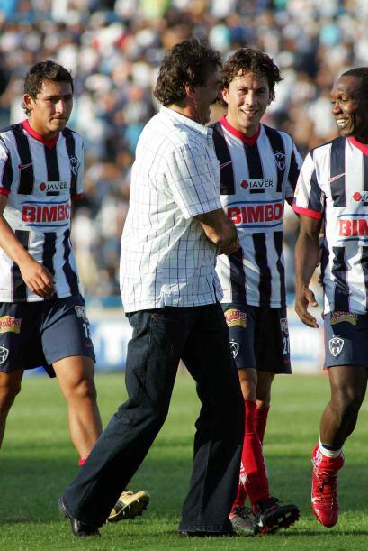 Clausura 2009: Monterrey 2-2 Atlas