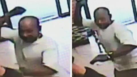 Asaltante le cortó el cuello a su víctima dentro de un local en Brooklyn...