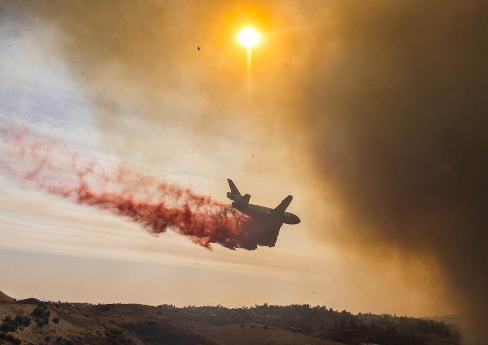 Incendios California