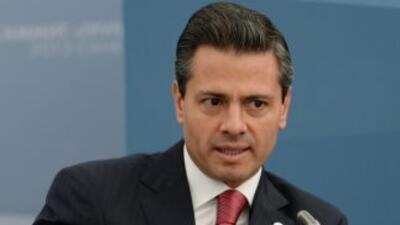Peña Nieto vuelve a ser blanco de burlas en internet